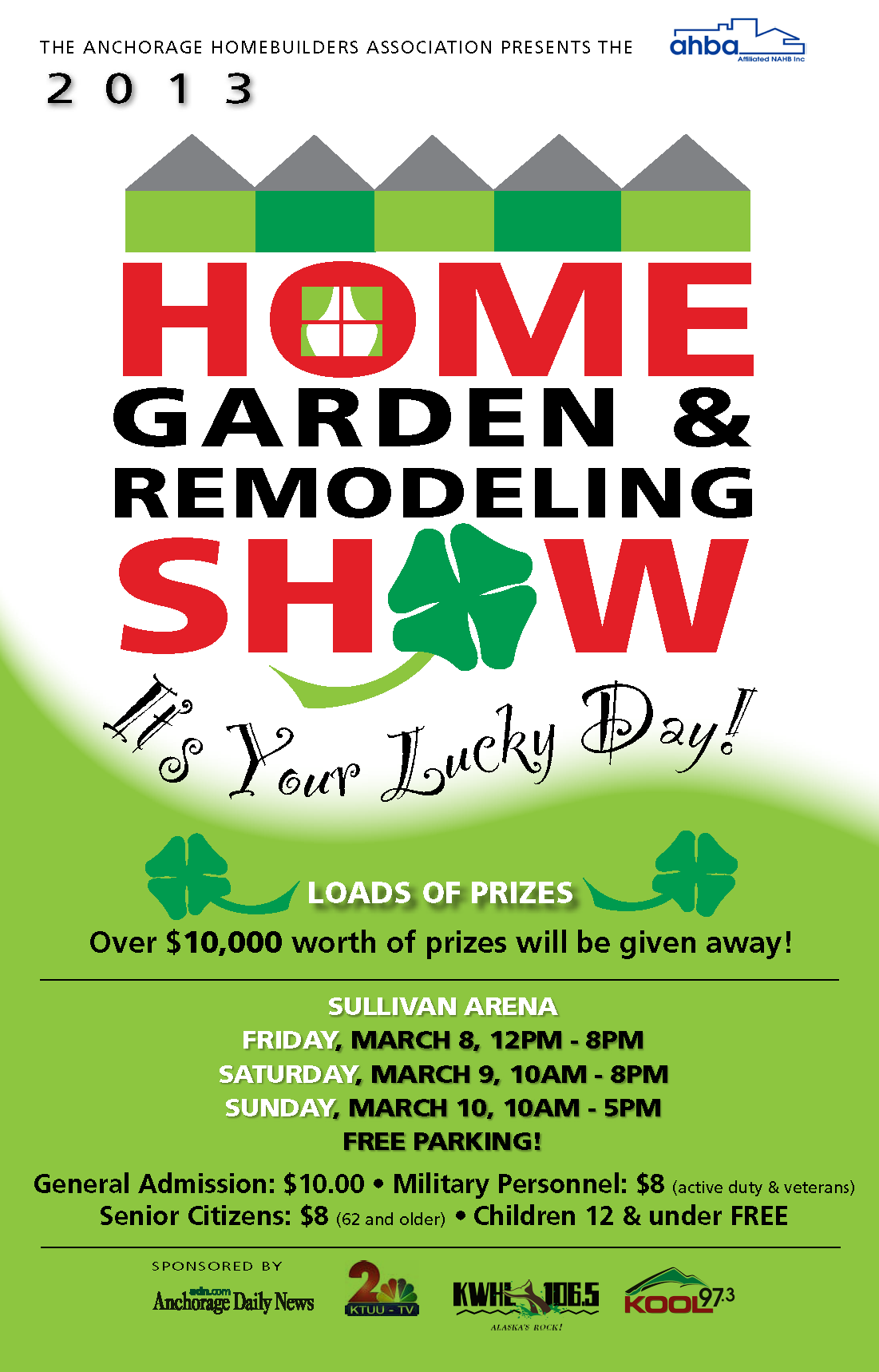 2013 Anchorage Home Garden And Home Improvement Show