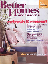 Limited Time Free Subscription to Better Homes and Gardens